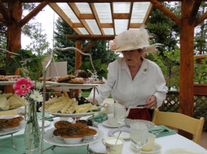 Victorian Tea at Daven Haven