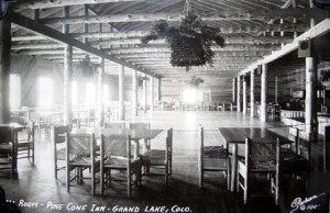 Pine Cone Inn Dance Floor